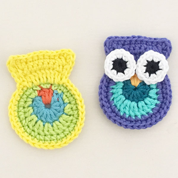 bymami bymamidk hækleblog blog hækle hæklet crochet crocheted diy opskrift pattern gratis free freebies hæklede kreativ krea hånd håndarbejde håndlavet handmade owl ugle keychain nøglering