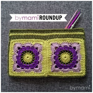 bymami hækle hæklet penalhus skoleklar roundup gratis opskrifter free patterns crochet crocheted pencil case school ready