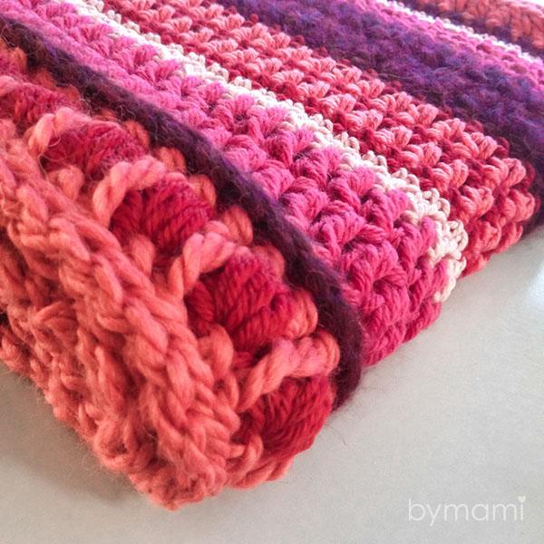 bymami bær sorbet halsedisse berry sorbet hæklet opskrift crochet pattern