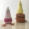 bymami bymamidk hækleblog blog hækle hæklet crochet crocheted diy opskrift pattern hæklede kreativ krea hånd håndarbejde håndlavet handmade amigurumi påske easter spring